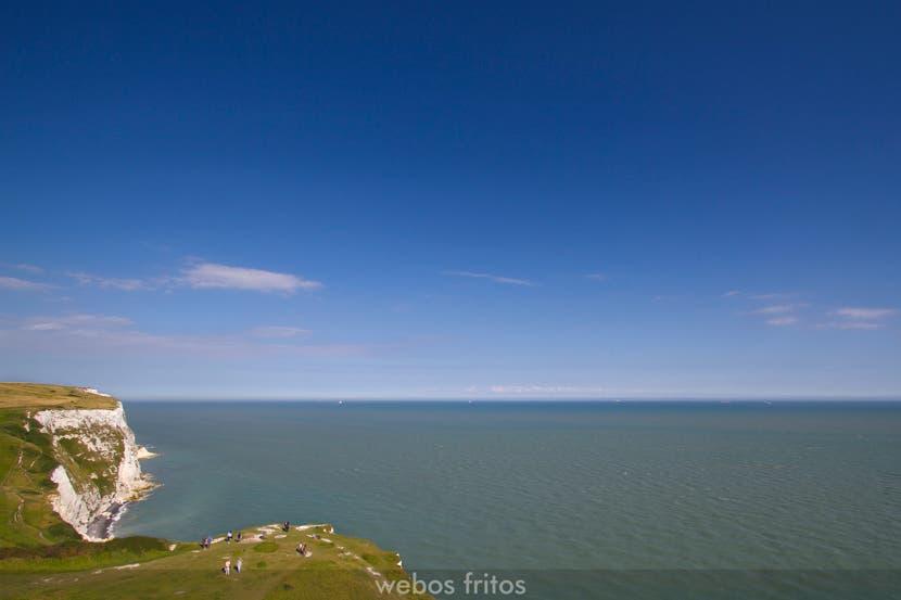 Dover - The White Cliffs