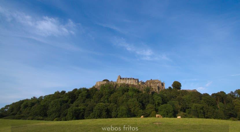 El castillo de Stirling
