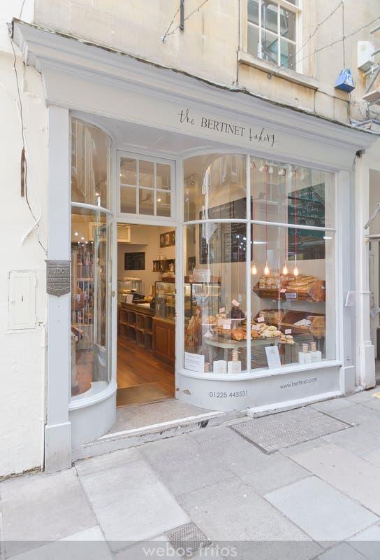 Richard Bertinet Bakery @ Bath