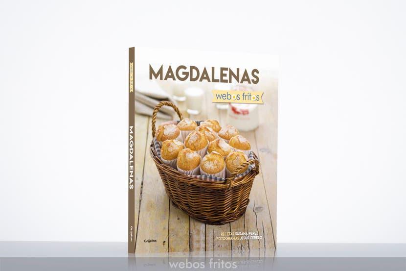 Magdalenas: nuestro nuevo libro