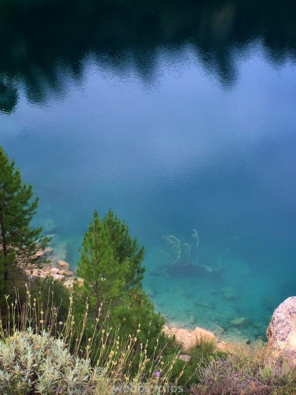Laguna del Tejo. Cañada del Hoyo