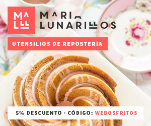 María Lunarillos es una tienda online de utensilios de repostería, fondant, moldes, cortadores de galletas...