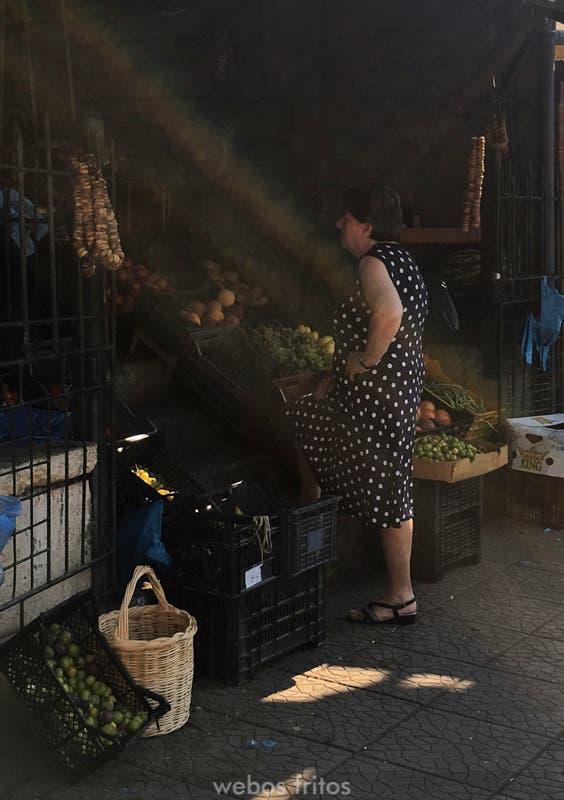 Mercado de Saranda