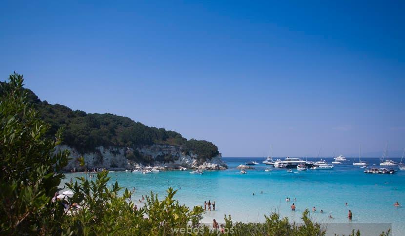 Playa de Voutoumi