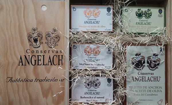 Pack de regalo Conservas Angelachu
