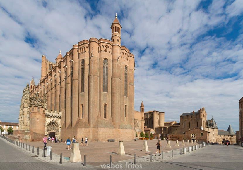Albi. Catedral de Santa Cecilia