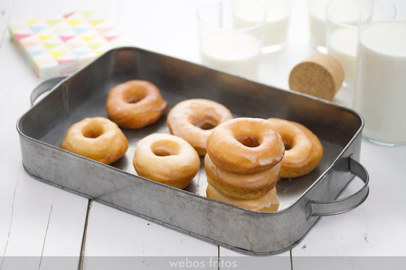 Donuts de Dan Lepard