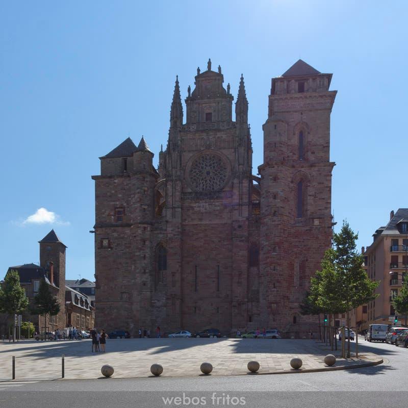Rodez. La Catedral