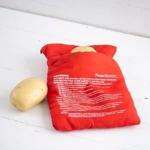 Bolsa para asar patatas