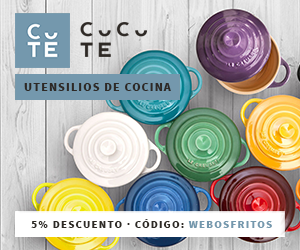 Cucute es una tienda online de utensilios de cocina de las mejores marcas: Le Creuset, De Buyer, KitchenAid, Nordic Ware, Emile Henry, Woll, Lékué, WMF, Vitamix... Envíos urgentes en 24 horas