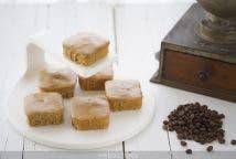 Bizcochitos glaseados de café