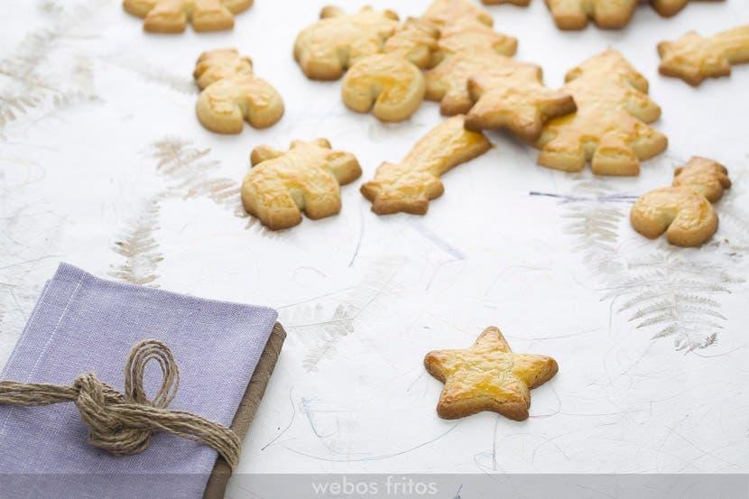 Galletas fáciles de Navidad