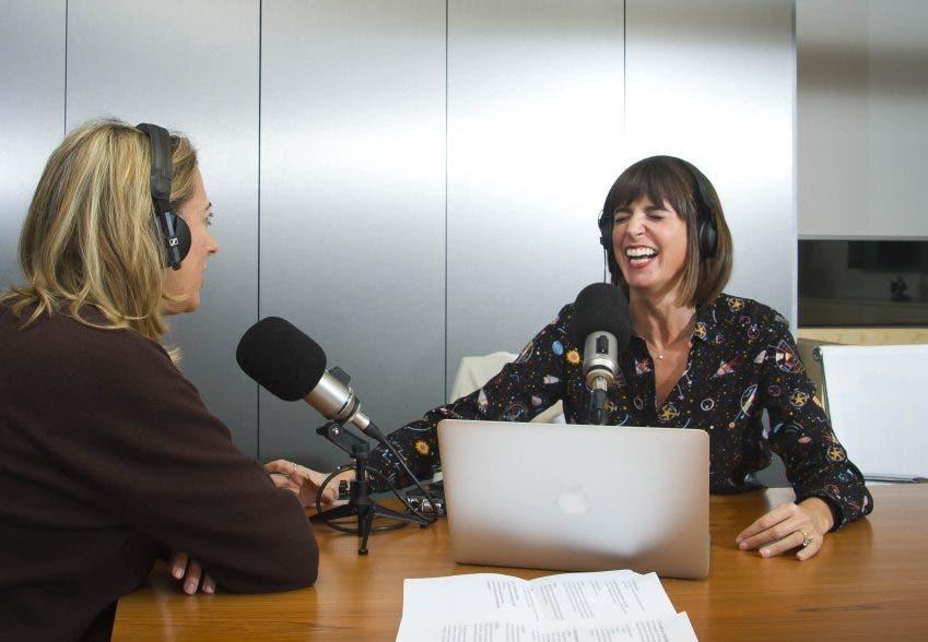 Su en el podcast de Cristina Mitre