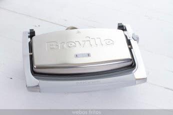 Sandwichera tostadora Breville