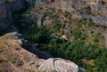 El cañón del río Dulce