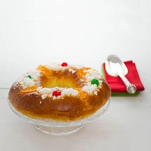 Curso de roscón de Reyes