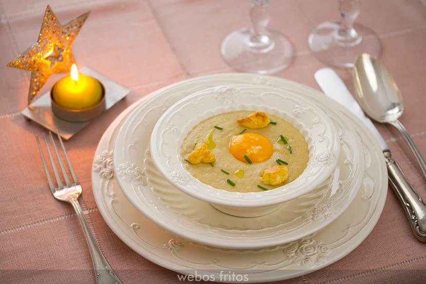 Crema de cebolla