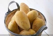 Cocer las patatas con piel o sin ella - Detalle