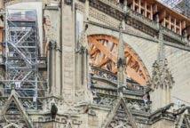 Cómo van las obras de rehabilitación de Notre Dame de París
