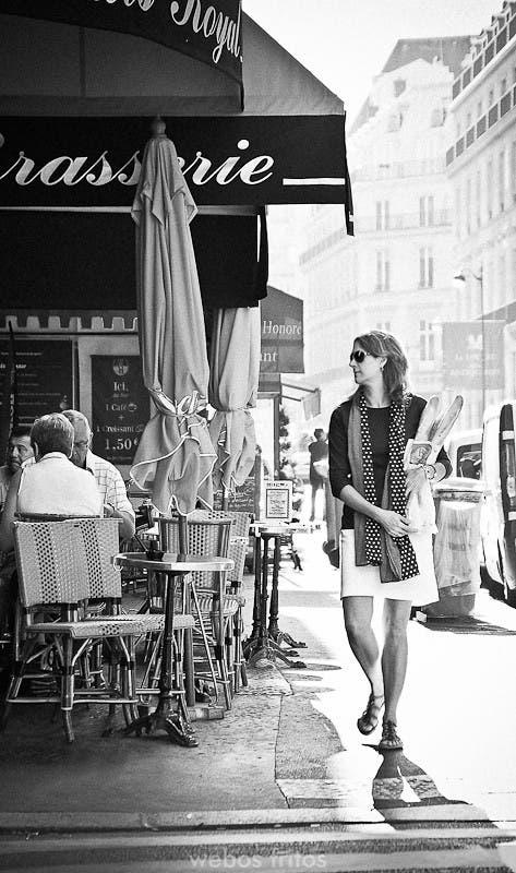 Tendencias de la panadería y repostería en París