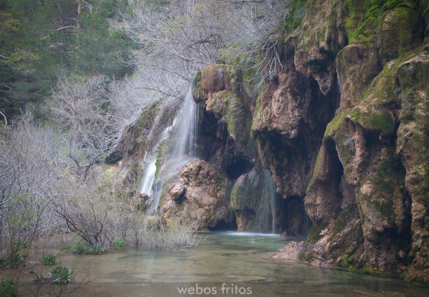 Nacimiento del Río Cuervo I