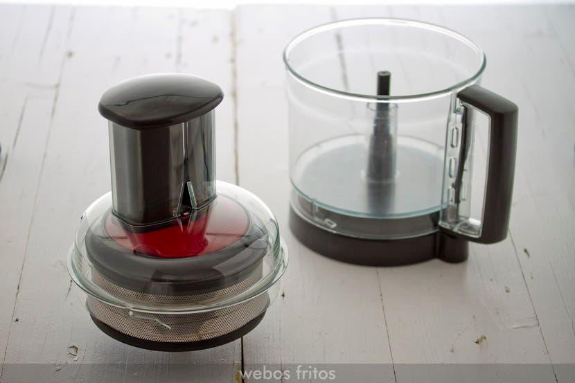 Accesorio para hacer batidos y zumos de Magimix