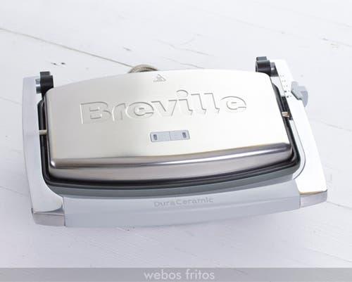 Ideas de regalos para Navidad: sandwichera tostadora Breville