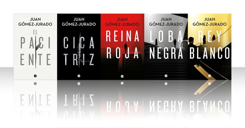 Últimos libros de Juan Gómez-Jurado