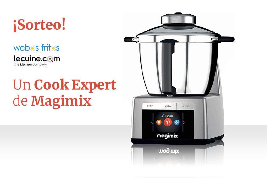 Sorteo de un Cook Expert de Magimix