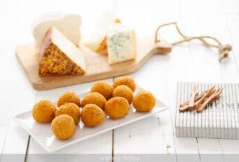 Croquetas de queso
