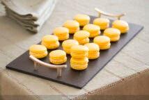 Macarons de mandarina