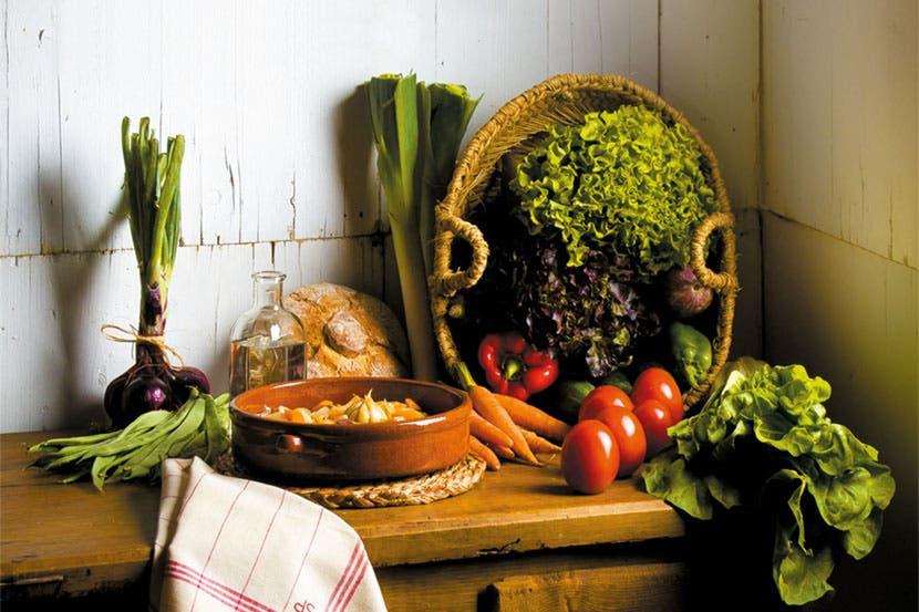 Alrededor de la cocina - Cubierta - Post