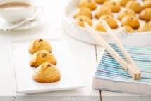 Pastas de crema de cacahuete