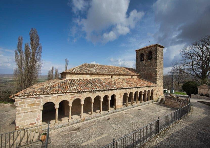 Iglesia del Salvador - Carabias